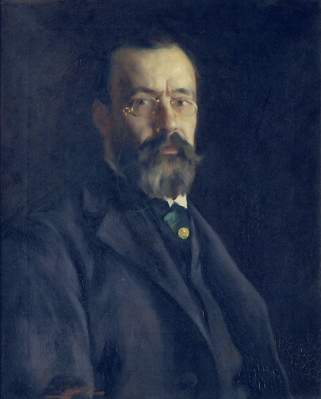 Retrat de l'arquitecte Josep Vilaseca de Luís Graner.