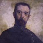 Retrat del Sr. Bea, mestre d'esgrima