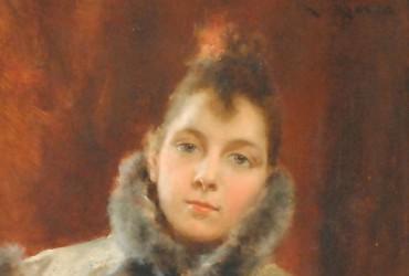 Fredolica (dona amb antifaç a la mà)