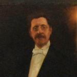 Retrat de Josep Yxart i de Moragas