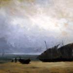 Marina amb barques
