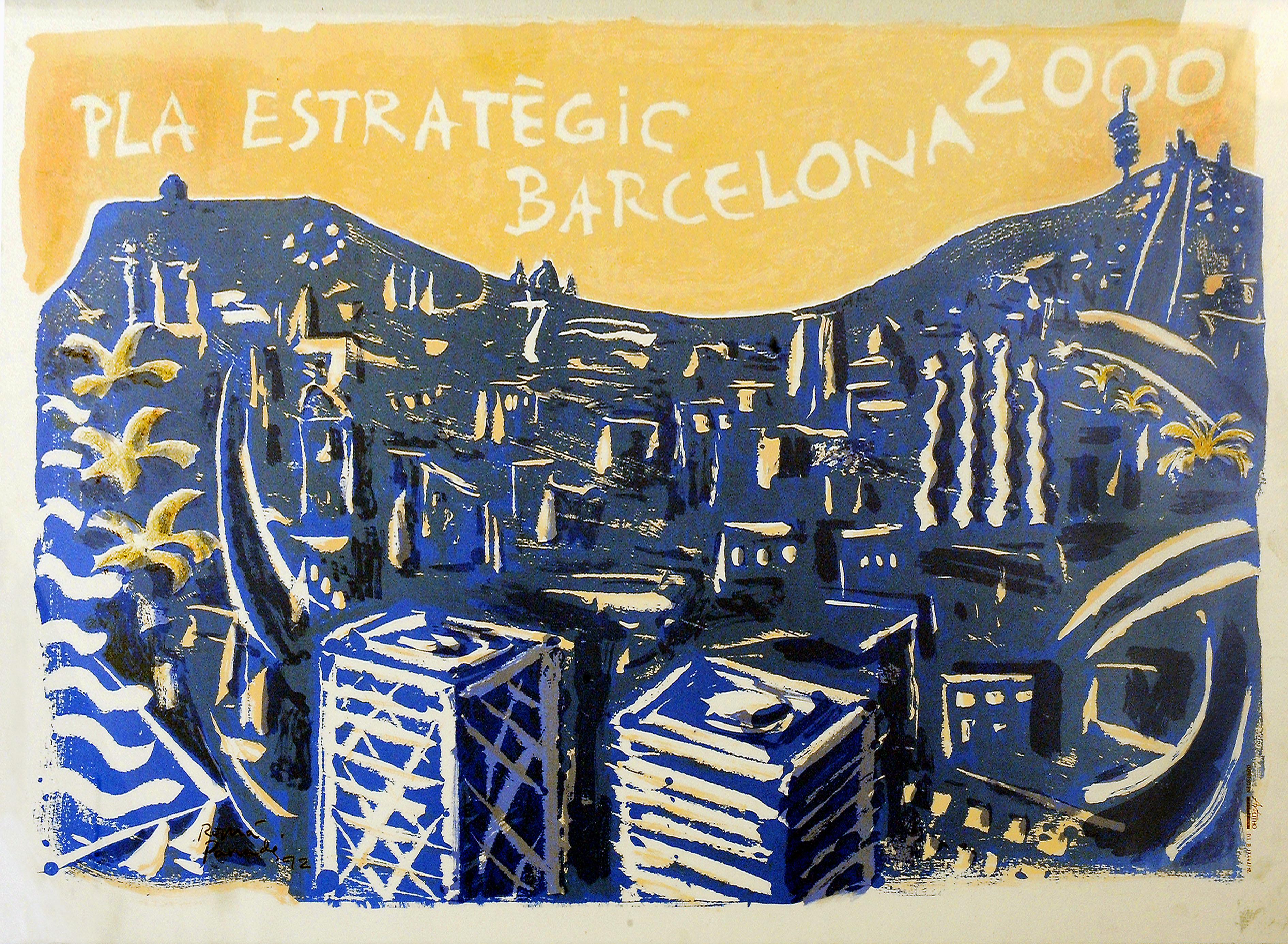 Pla estratègic Barcelona 2000 de Romà Panadès