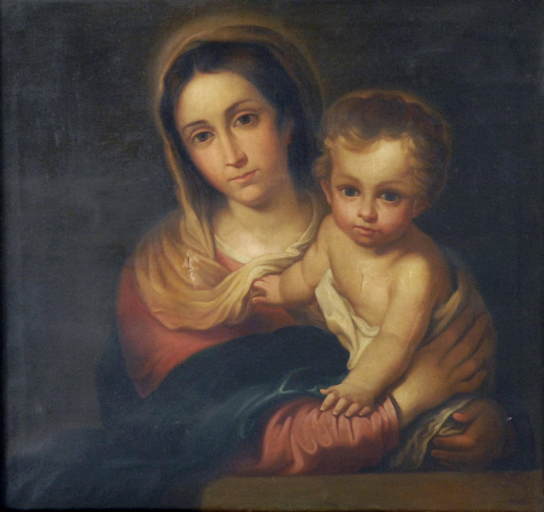 Verge i nen d'Elvira Llagostera