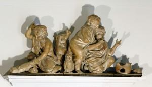 Grups figuratius de Ramón Padró.
