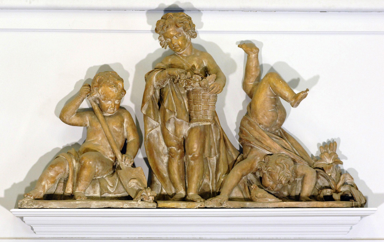 Grups figuratius de Ramon Padró.
