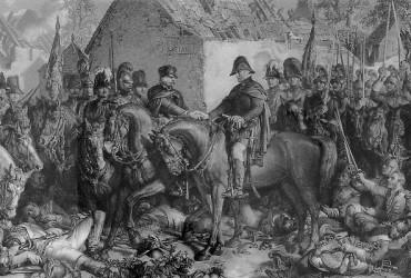 Encontre del duc de Wellington i el mariscal Blücher